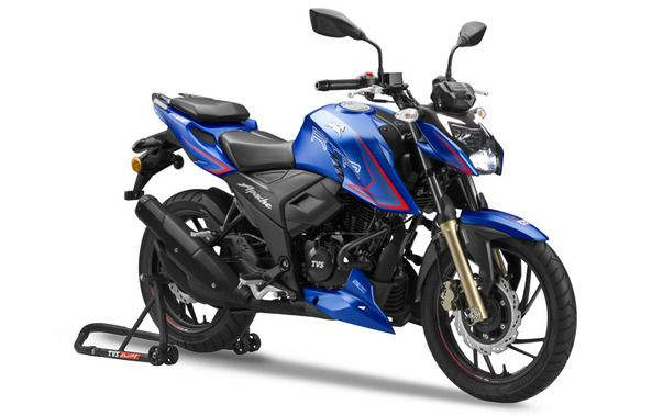 Apache rtr 220 price in india