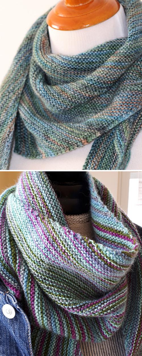 Pembroke Scarf - Free Knitting Pattern