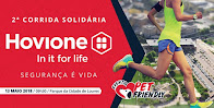 "Corrida Solidária Hovione ""In it for life"""