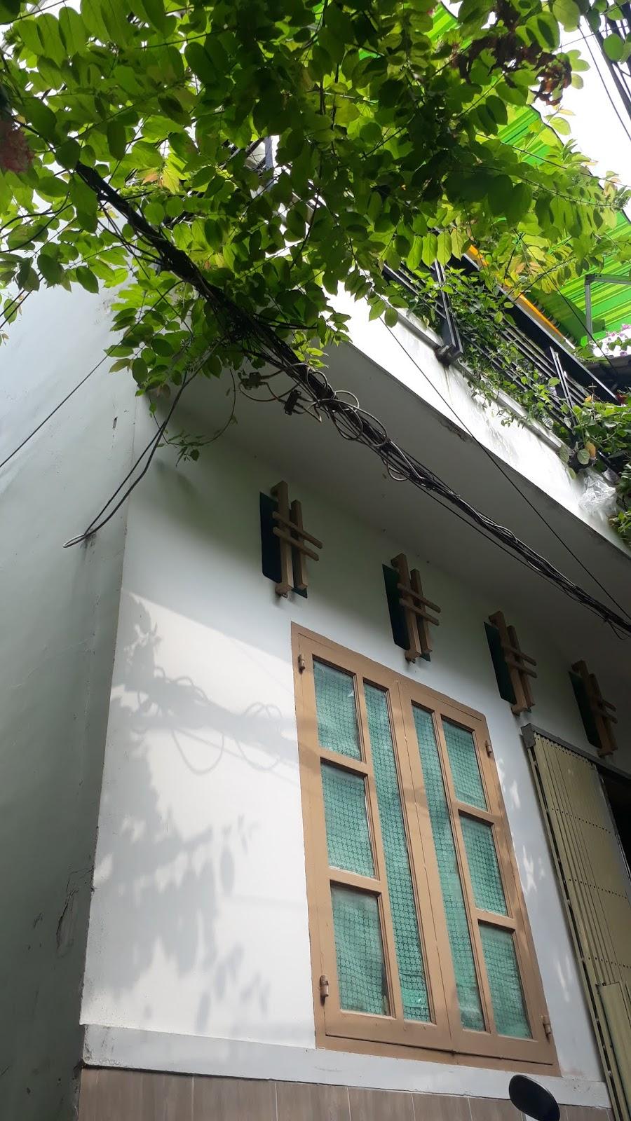 Bán nhà 2 lầu hẻm 125 Âu Dương Lân phường 1 Quận 8 giá dưới 3 tỷ