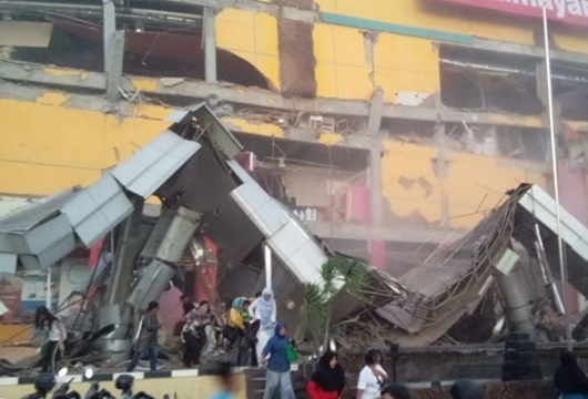 Ini Pemicu Gempa 7,4 di Donggala