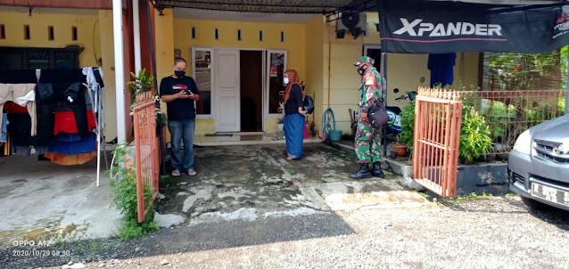 Lagi, 1 Warga Terkonfirmasi Positif Covid-19 Dijemput Petugas Karantina di Padamara