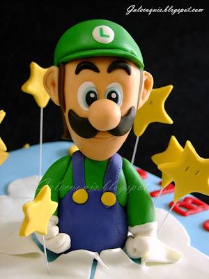 Luigi en fondant