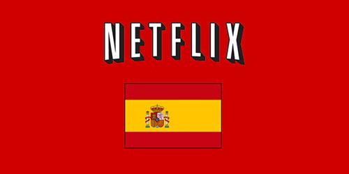 logo Netflix Spain