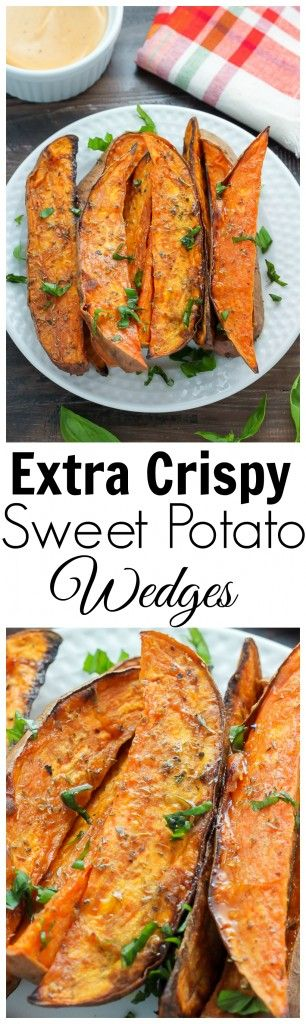 Extra Crispy Sweet Potato Wedges #Extra #Crispy #Sweet #Potato #Wedges   #DESSERTS #HEALTHYFOOD #EASY_RECIPES #DINNER #LAUCH #DELICIOUS #EASY #HOLIDAYS #RECIPE #SPECIAL_DIET #WORLD_CUISINE #CAKE #GRILL #APPETIZERS #HEALTHY_RECIPES #DRINKS #COOKING_METHOD #ITALIAN_RECIPES #MEAT #VEGAN_RECIPES #COOKIES #PASTA #FRUIT #SALAD #SOUP_APPETIZERS #NON_ALCOHOLIC_DRINKS #MEAL_PLANNING #VEGETABLES #SOUP #PASTRY #CHOCOLATE #DAIRY #ALCOHOLIC_DRINKS #BULGUR_SALAD #BAKING #SNACKS #BEEF_RECIPES #MEAT_APPETIZERS #MEXICAN_RECIPES #BREAD #ASIAN_RECIPES #SEAFOOD_APPETIZERS #MUFFINS #BREAKFAST_AND_BRUNCH #CONDIMENTS #CUPCAKES #CHEESE #CHICKEN_RECIPES #PIE #COFFEE #NO_BAKE_DESSERTS #HEALTHY_SNACKS #SEAFOOD #GRAIN #LUNCHES_DINNERS #MEXICAN #QUICK_BREAD #LIQUOR