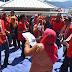 Parosil Ajak Pejabat Ikut Menari 'Nyambai'