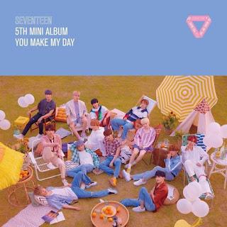 [Mini Album] SEVENTEEN - 5TH MINI ALBUM `YOU MAKE MY DAY` Mp3 full zip rar 320kbps m4a