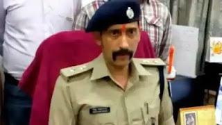 सारण डीआईजी की बड़ी कार्रवाई, 6 पुलिसकर्मियों को ऑन स्पॉट किया सस्पेंड