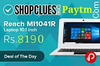 Reach MI1041R Intel Baytrail