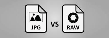 RAW dan JPG