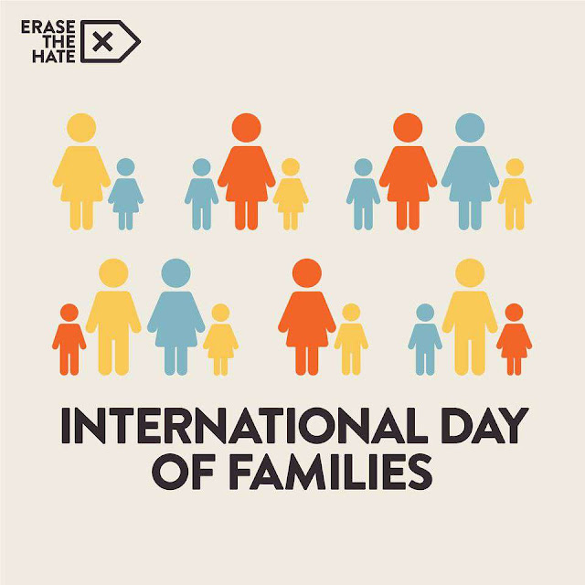 International Day of Families Wishes Beautiful Image
