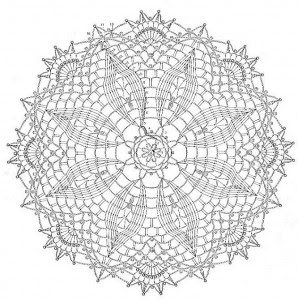 Free Patterns For Doilies