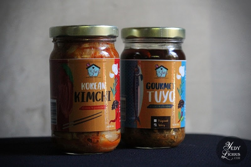 L'Shef Homemade Gourmet Tuyo and Korean Kimchi Blog Review by YedyLicious Manila Food Blog and Easy Recipe Philippines, Online Food Store in Manila Philippines, Best Gourmet Tuyo, Best Korean Kimchi, Where To Buy Gourmet Tuyo and Korean Kimchi in Manila Philippines, Top Best Korean Kimchi Gourmet Tuyo, L'Shef Food Facebook Instagram Twitter Yedy Calaguas Food Stylist Food Writer Food Photographer in Manila Philippines