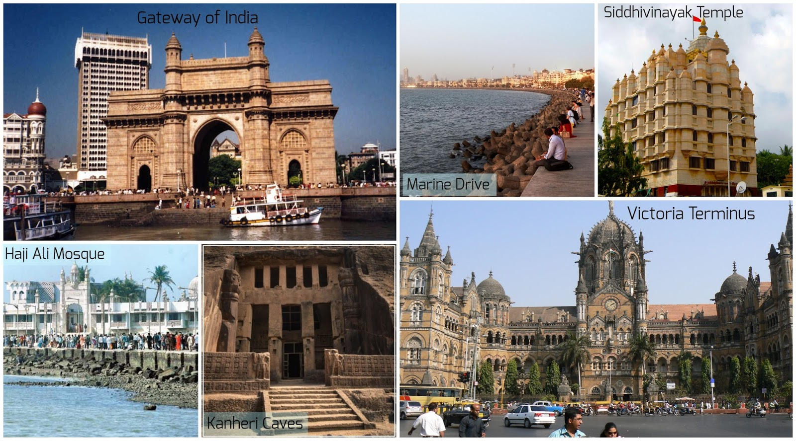 Weekend Gateways from Mumbai