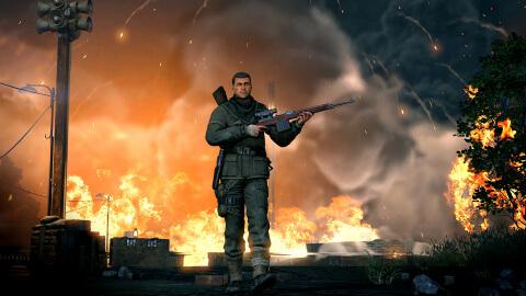 تحميل لعبة Sniper Elite V2 تورنت