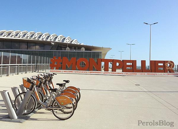 Gare TGV de Montpellier