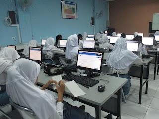 UNBK SMK Yayasan Pharmasi Semarang