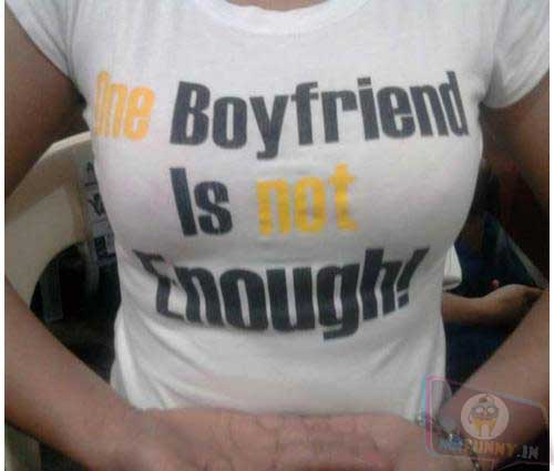 One Boyfriend is not enough