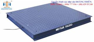 bán cân sàn điện tử mettler toledo 101520 tấn tai HTH scale