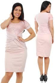 modelo de vestido tubinho rosa - dicas e fotos