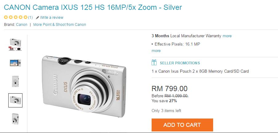 camera canon murah online lazada
