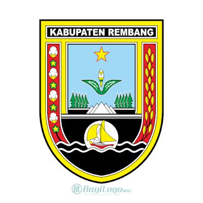 Kabupaten Rembang Logo Vector
