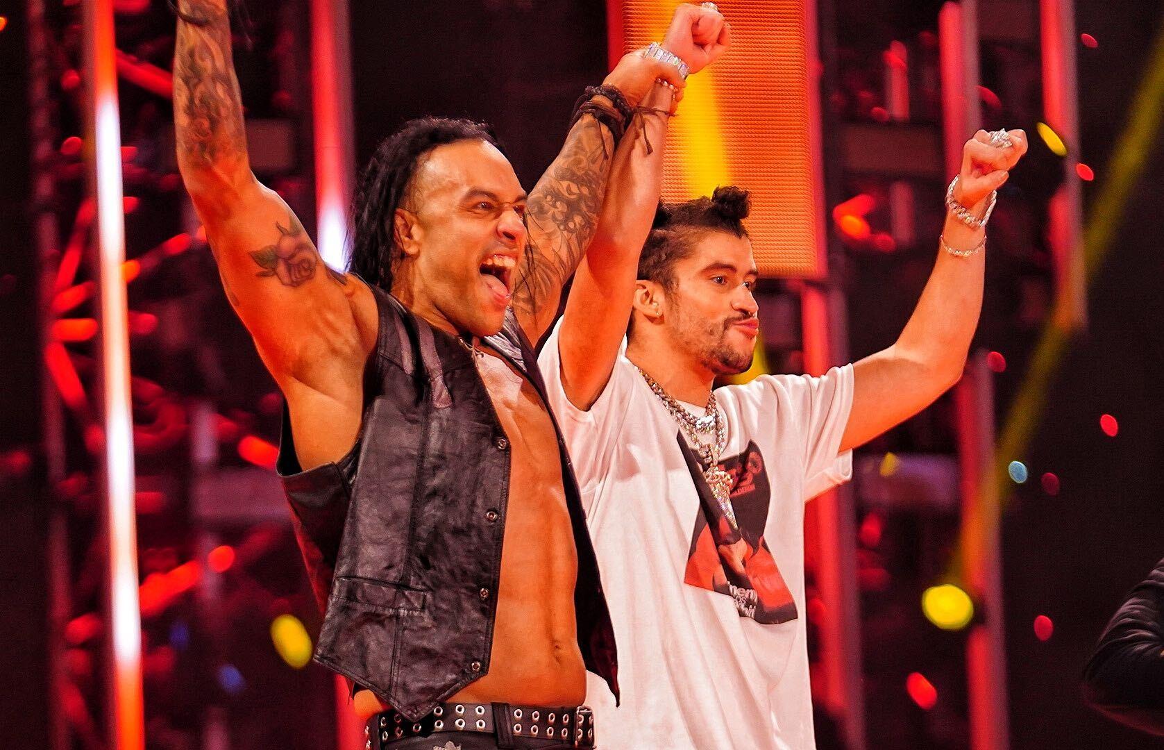 Damian Priest estreia no WWE RAW com grande vitória