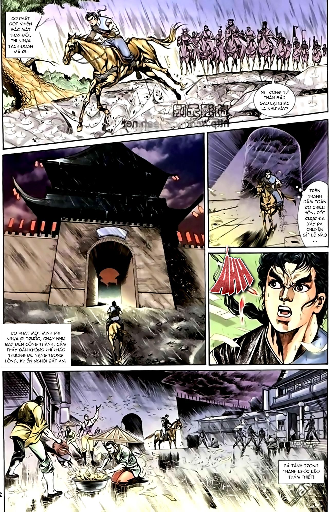 Cơ Phát Khai Chu Bản chapter 152 trang 21
