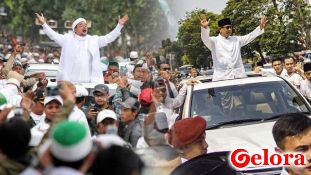 Antara HRS, Prabowo dan #2019GantiPresiden