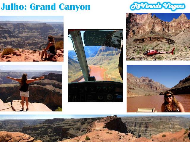 Grand Canyon julho