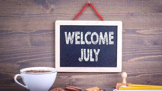 Sajak Semangat Bulan Juli