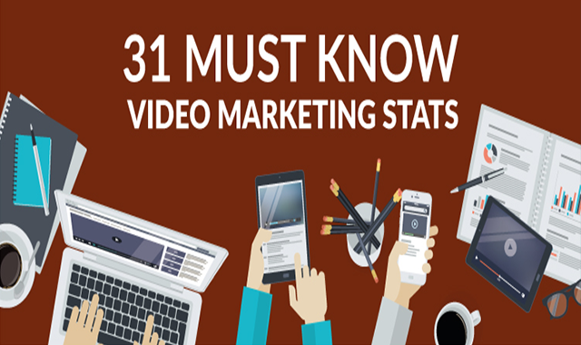 31 Must Know Video Marketing Stats