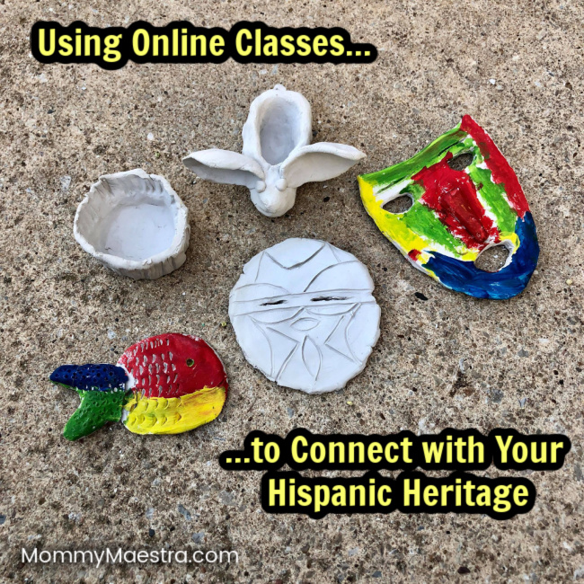 connecting to Our Hispanic Heritage through Online Classes