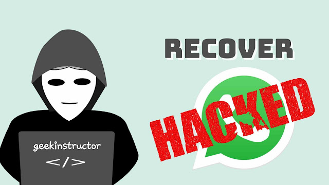 Recover WhatsApp account or when hacked or phone is lost/stolen