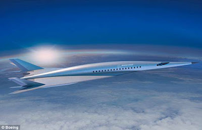 See New Hypersonic Plane That Can Travel London to New York In Just 2 Hours (Photos)