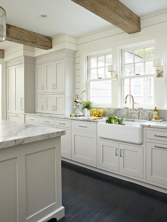 25 Kitchens With Wood Beams South Shore Decorating Blog