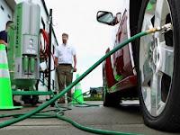 6 Kelebihan Menggunakan Angin Nitrogen Pada Ban Mobil