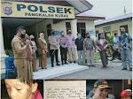 Menjadi Berkah, Kapolres Pelalawan AKBP Indra Wijatmiko Jadi Ayah Angkat Anak Korban KDRT