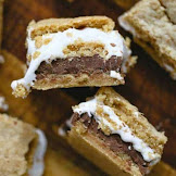 OMG S'MORES BARS RECIPE