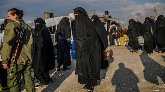 Τι θα γίνει με τους μαχητές του ISIS;