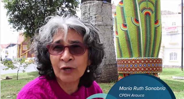 Atentado contra defensora de Derechos Humanos en Colombia crítica de Santos y Uribe