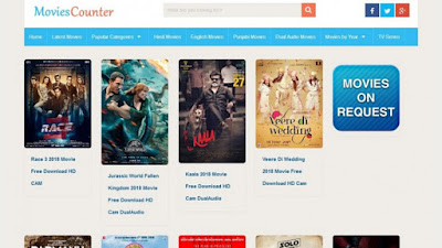 Movies Counter 2020 - Illegal HD Movies Download Website
