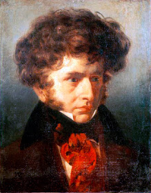 Berlioz when a student at the Villa Medici in Rome in 1832
