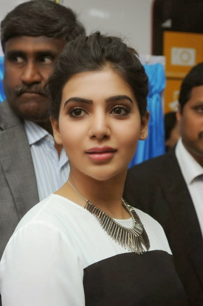 Cute and Beautiful Samantha Wallpapers Pics 2014 Launch Photo shoot Stills Images Photos New Latest