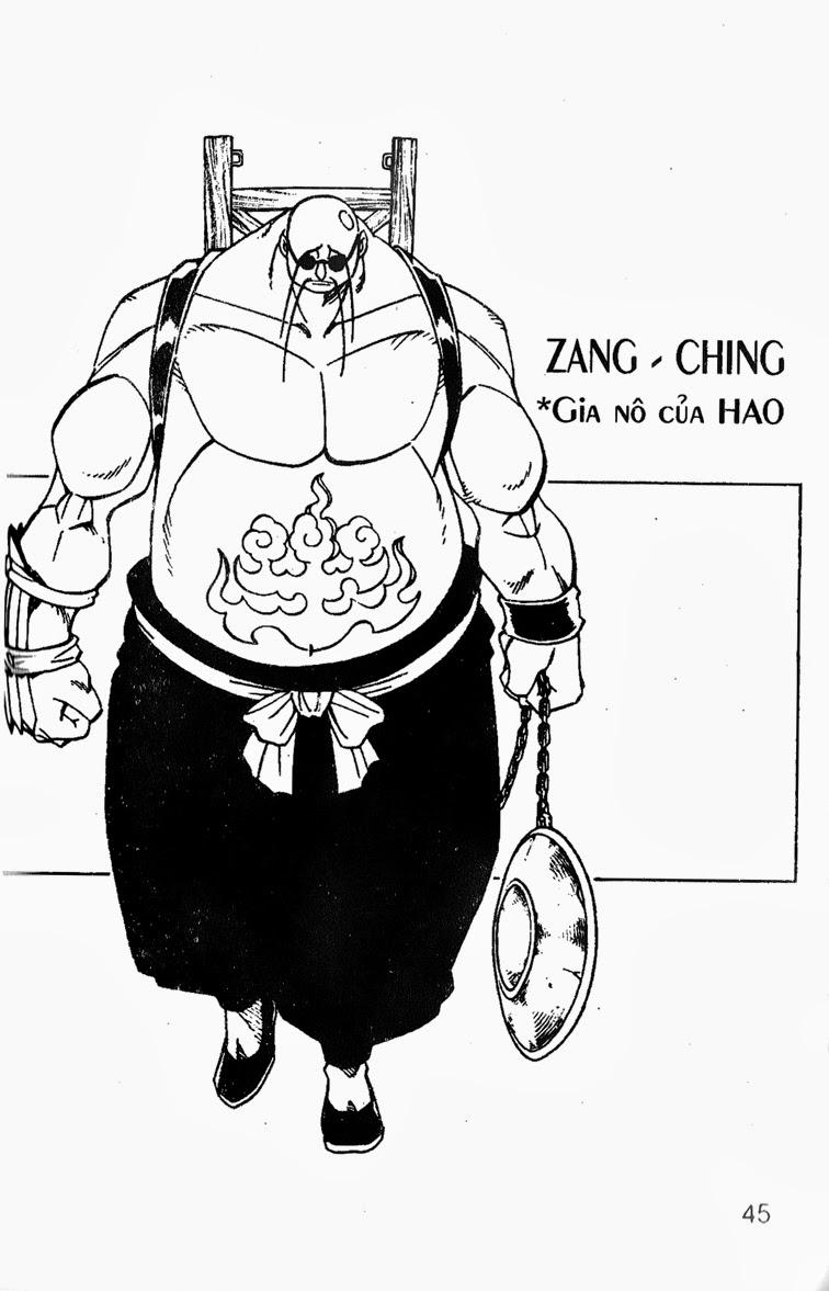 Shaman King [Vua pháp thuật] chap 150 trang 5