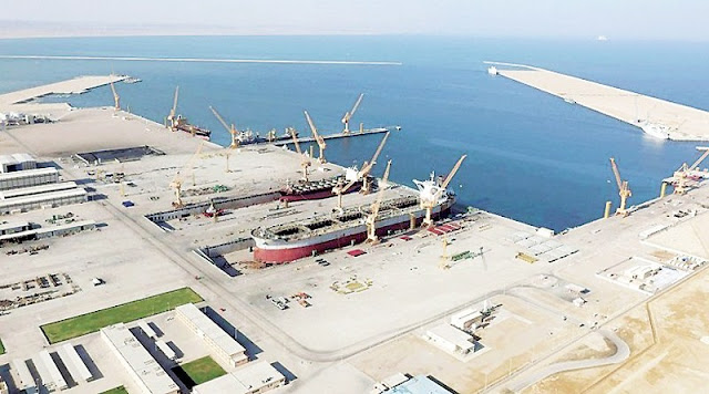 Duqm holds promise for deeper Oman-China ties