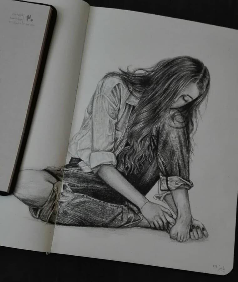 01-Enjoying-music-Maryam-Sadat-www-designstack-co