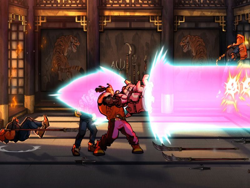 Streets of Rage 4 Highly Compressed Free Download