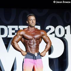 Diogo Montenegro alcança 13º lugar no Mr. Olympia 2018