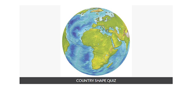 country shape quiz mission geography